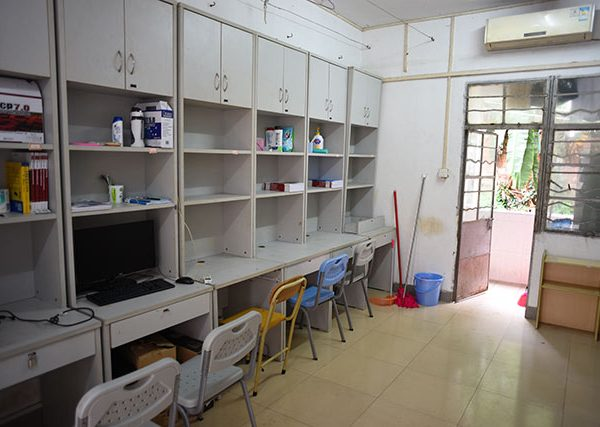 学生宿舍环境